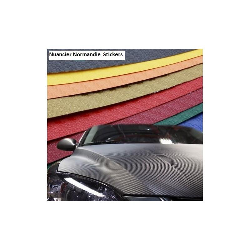 """""""Normandie Stickers"""" Coloris Carbon"""