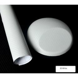 Effet Carbon 3D Blanc