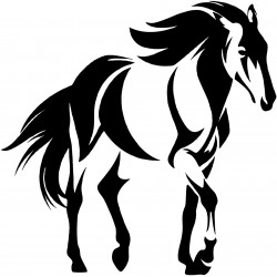 Stickers Cheval 4