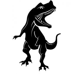 Stickers Dino 3