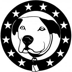 Stickers Chien 12
