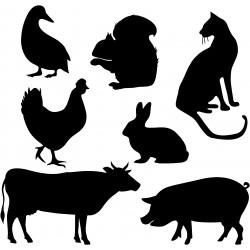 Stickers de la ferme 1