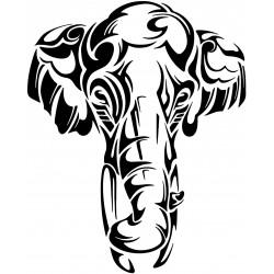 Stickers éléphants 7