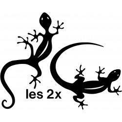 Stickers Lézards 1