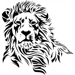 Stickers Lions 1