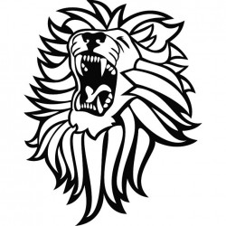 Stickers Lions 5
