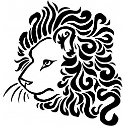 Stickers Lions 6