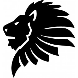Stickers Lions 7