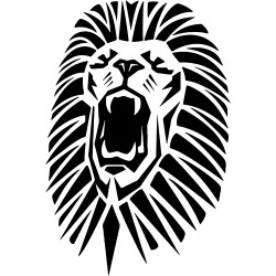 Stickers Lions 10