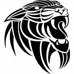 Stickers Lions 17