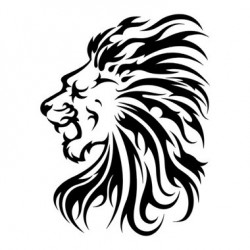 Stickers Lions 18