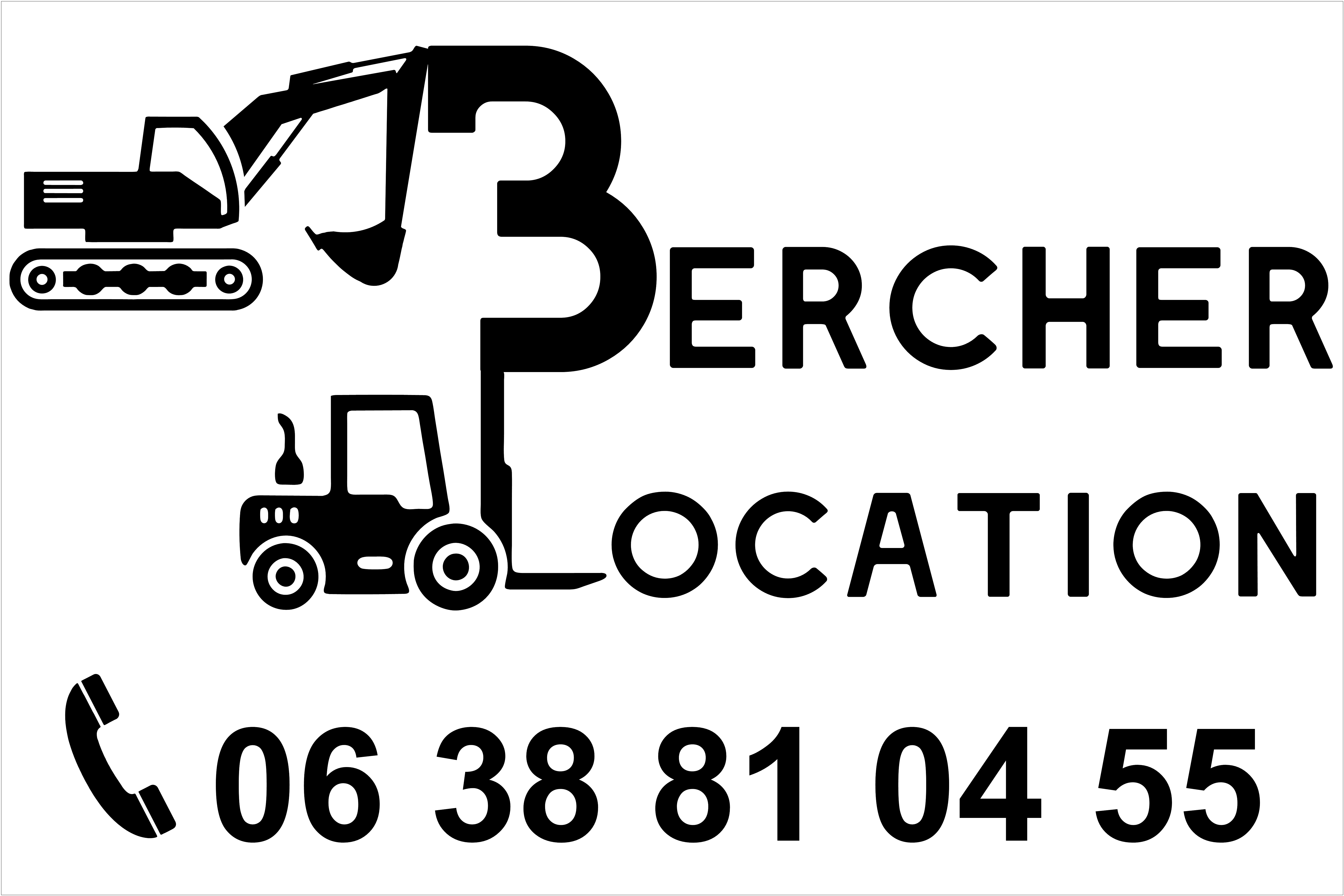 Logo Bercher Location